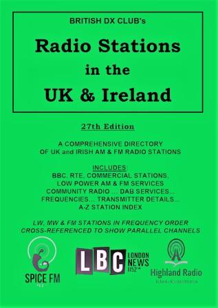 British DX Club - Radio Stations in the UK & Ireland